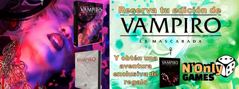 vampiro 5 edicion